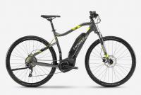 Электровелосипед Haibike (2018) Sduro Cross 4.0 men 400Wh 10s Deore